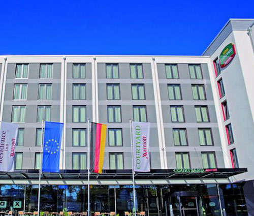 Courtyard by Marriott München Ost